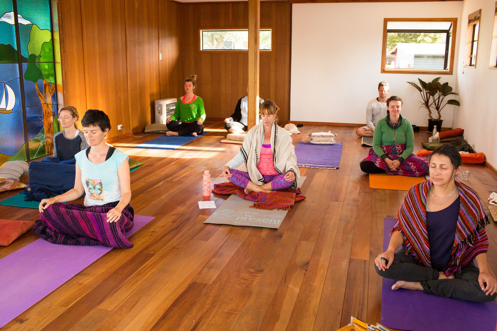 Yoga Classes on Waiheke island